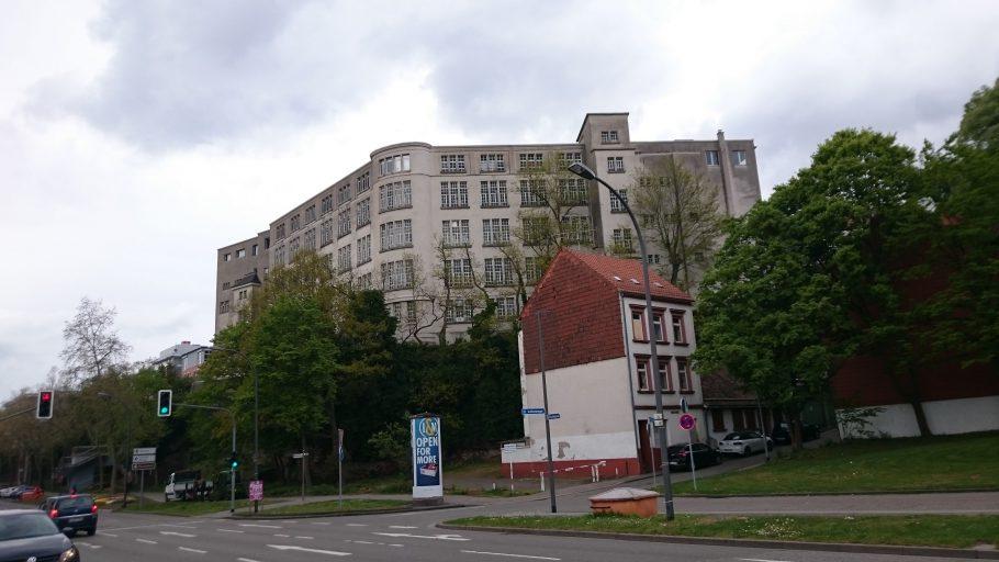 Pirmasens, ehemalige Schuhfabrik (Ludwig Kopp)