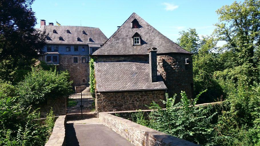 Wissen, Schloss Schönstein