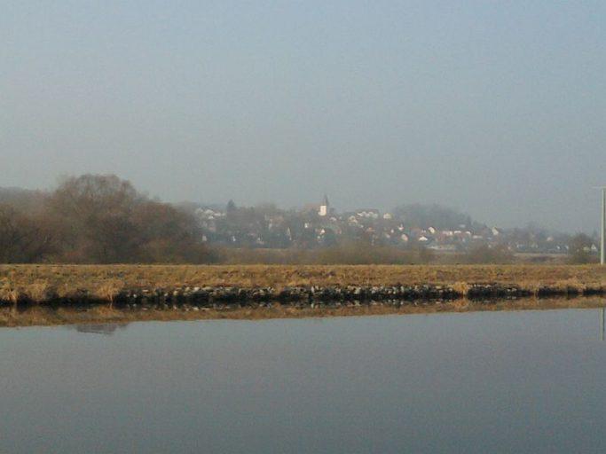Sassanfahrt hinterm Rhein-Main-Donau-Kanal