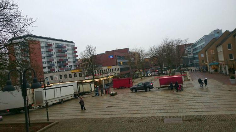 Pinneberg, Stadtzentrum