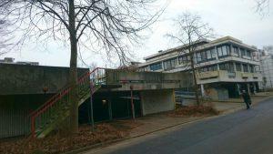 Pinneberg, älteres Parkhaus