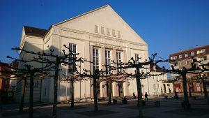 Wittenberge, Kultur- und Festspielhaus