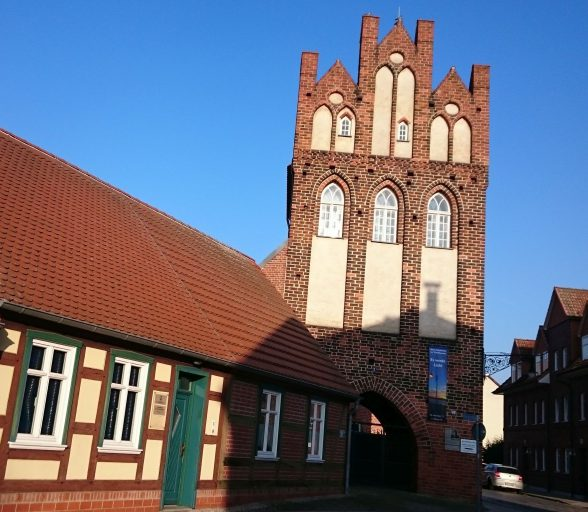 Wittenberge, Steintor