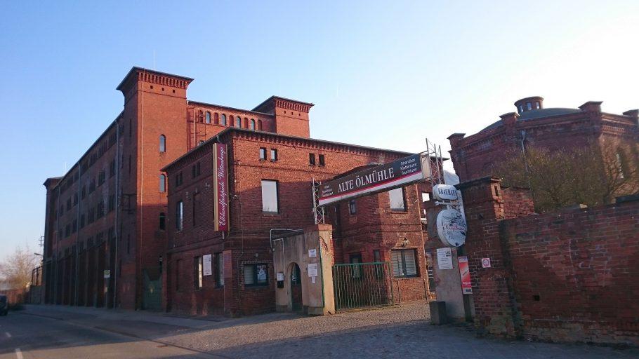 Wittenberge, alte Ölmühle