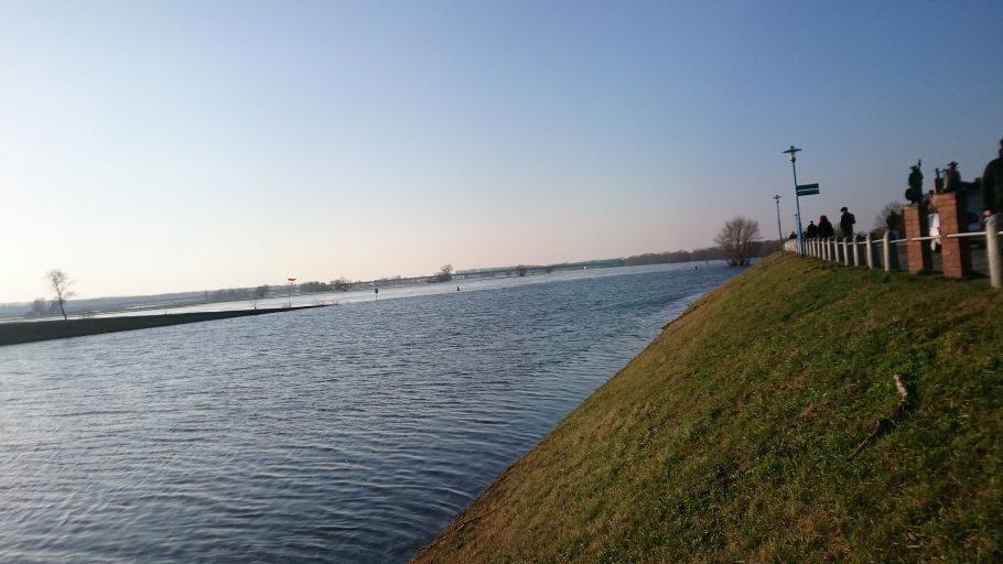 Wittenberge, Elbe