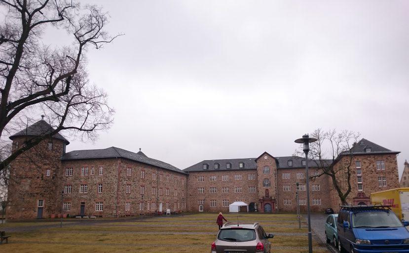 Butzbach, Landgrafenschloss