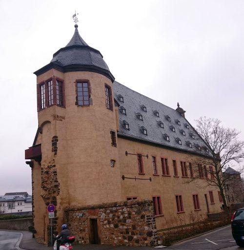Butzbach, Solmser Schloss