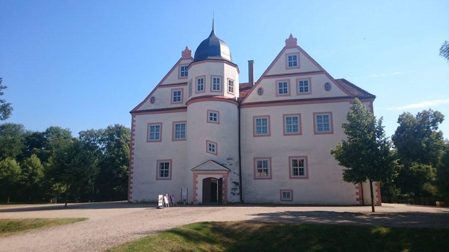 Königs Wusterhausen, Schloss (des Soldatenkönigs Friedrich Wilhelm I.)