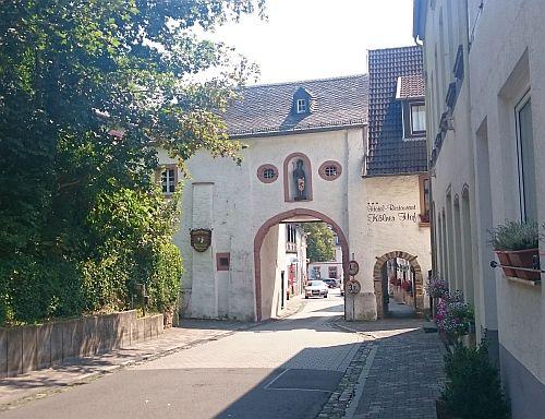 Blankenheim, Stadttor