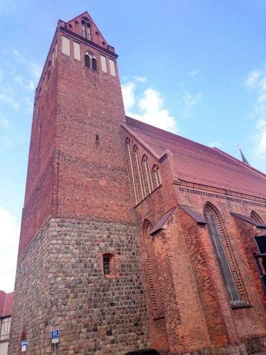 Perleberg, St. Jakobi-Kirchturm