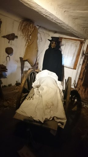 Heimatmuseum Ellrich, Themenraum zur Pest