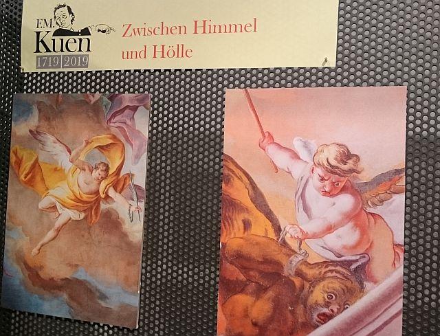 Weißenhorn, Franz Martin Kuen im Heimatmuseum