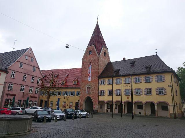 Weißenhorn, Heimatmuseum am Torturm