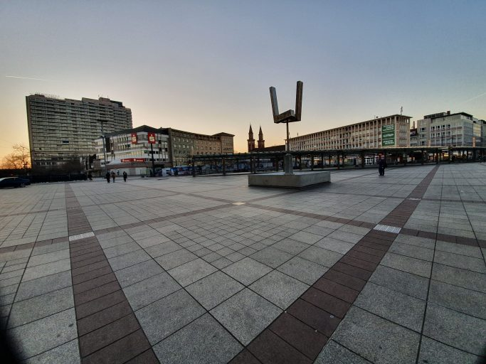 Ludwigshafen, Berliner Platz