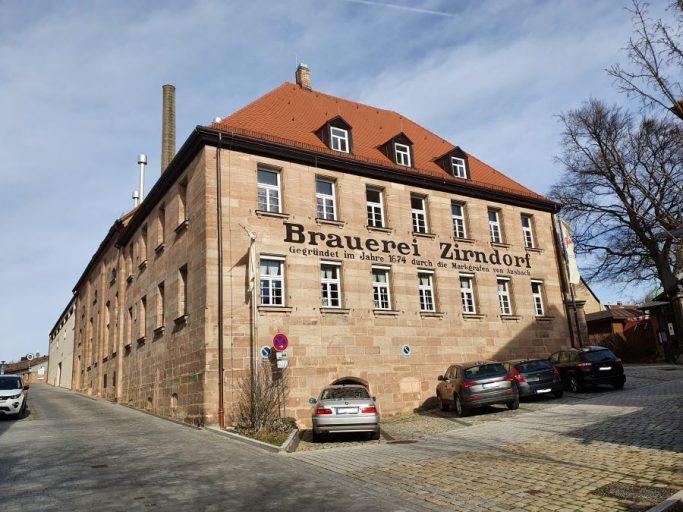 Zirndorf, Brauhaus
