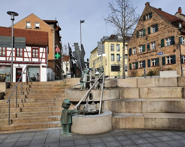 Zirndorf, Marktplatz