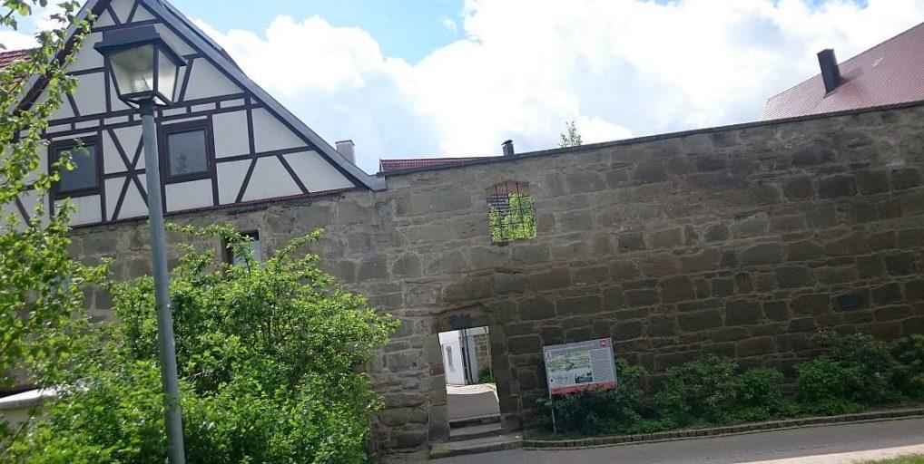 Gaildorf, Brandenburger Tor/ Törle