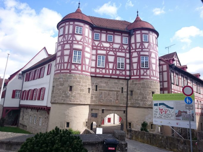 Gaildorf, Altes Schloss