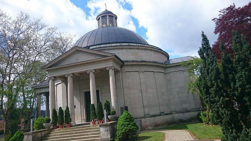 Gaildorf, Schwefelkönigs-Mausoleum