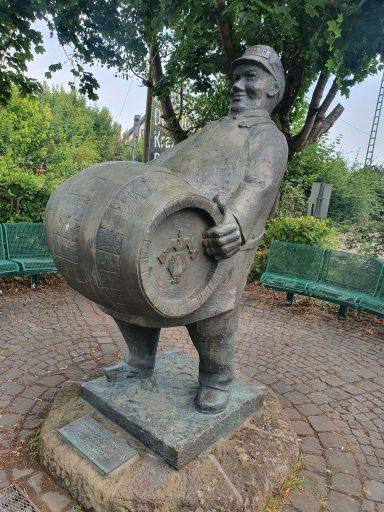 Lich, Bierkutscher-Denkmal